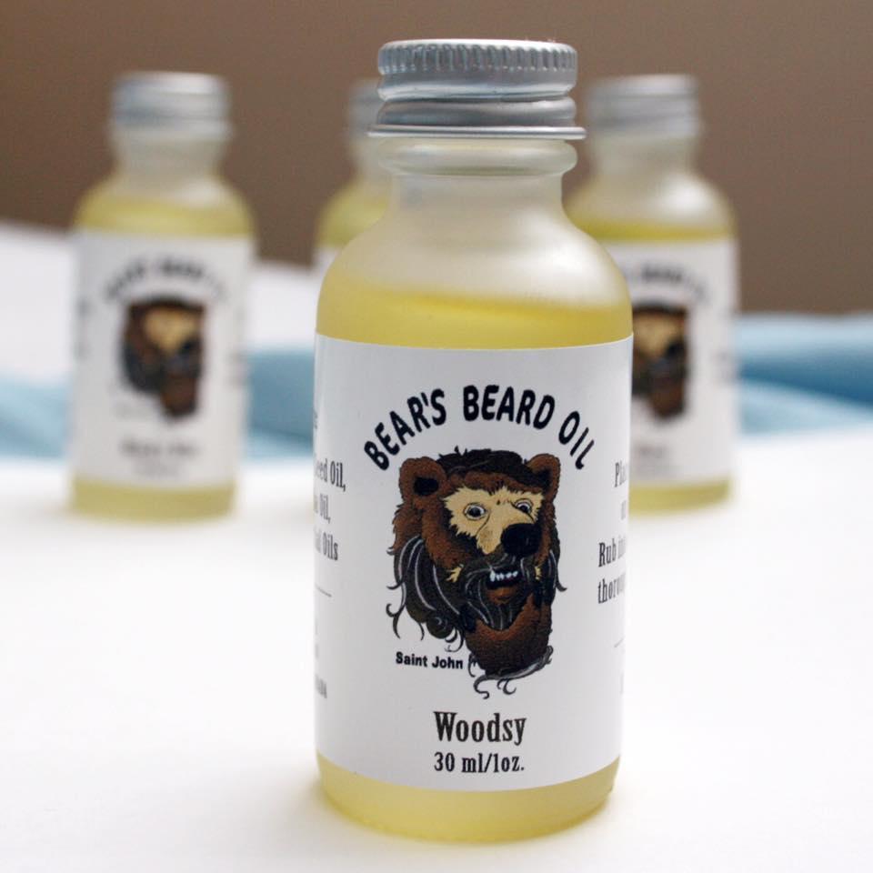 Bear's Beard Oil